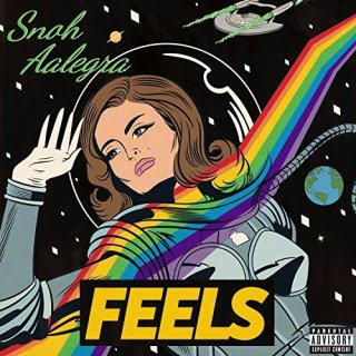 """News Added Oct 14, 2017 """"Feels"""" is the debut full-length studio album from alternative R&B singer Snoh Aalegra, which will be released on October 20th, 2017, through ARTium Recordings. Submitted By Suspended Source itunes.apple.com Track list: Added Oct 14, 2017 1. All I Have (Intro) 2. Sometimes (feat. Logic) 3:12 3. Worse 4. You Got […]"""