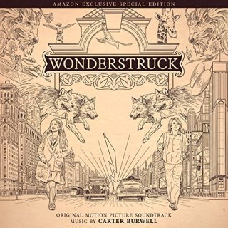"""News Added Oct 09, 2017 On October 20th, 2017, Lakeshore Records will release an official soundtrack album from """"Wonderstruck"""", featuring Carter Burwell's scoring of the film. Submitted By RTJ Source amazon.com Track list: Added Oct 09, 2017 1. Death Recalled 2. Silent Whispers  3. Talking Pictures  4. Daughter of the Storm 5. Lightning […]"""