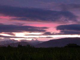 Christmas Sunrise; image by lorentey via Flickr CC license