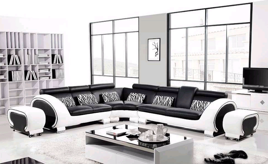 Best Furniture For Large Living Room. photo gallery stylish ...