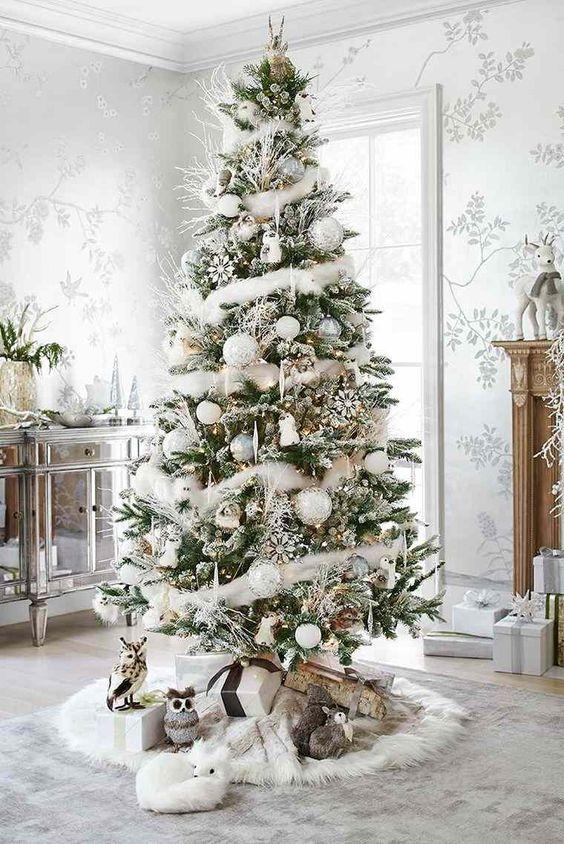 Decoration Sapin Noel 2017 2 Deco
