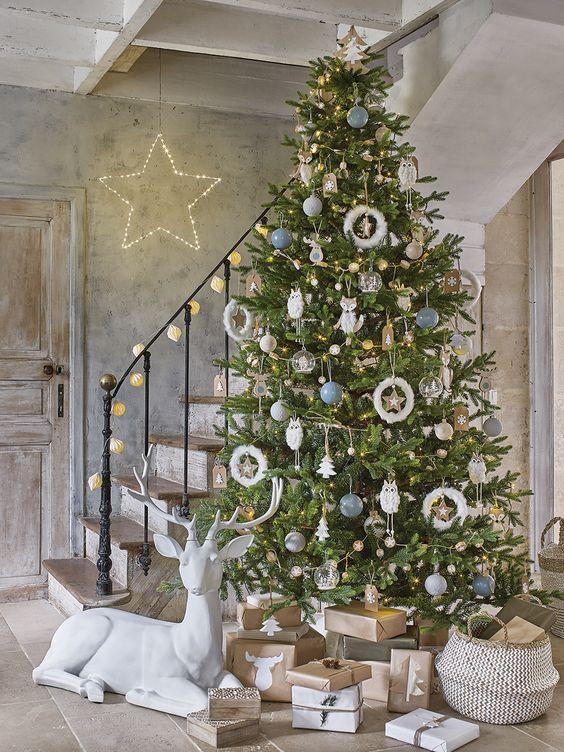 Decoration Sapin Noel 2017 7 Deco