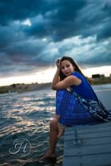 Idaho Lake Nature Senior Fashion Photographer (12)