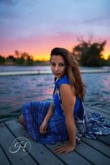 Idaho Lake Nature Senior Fashion Photographer (21)