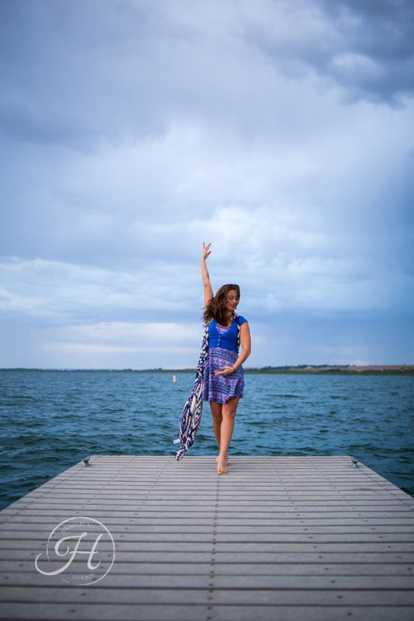 Idaho Lake Nature Senior Fashion Photographer (5)