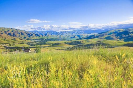 Horseshoe Bend Idaho landscape photography