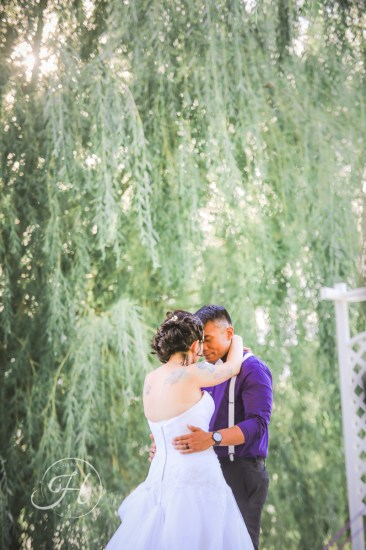 bright wedding photography first dance pictures boise idaho