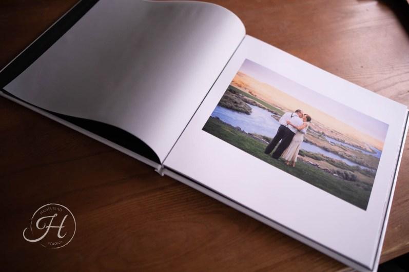 Idaho Wedding Photographer Albums-9225