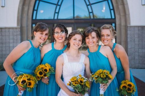 wedding photography Meridian Idaho Valley Shepherd Nazarene Bridesmaids