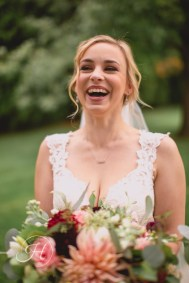 Downtown Boise wedding photography wedding photographer Idaho happy bride