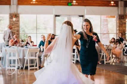Barber Park Event Center Boise Wedding Photography Mother Daughter Dance