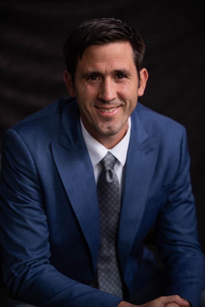 Professional headshot Los Angeles Studio Portrait