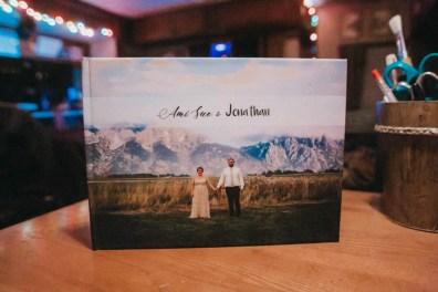 Satin Affordable Wedding Album Custom Design-9747