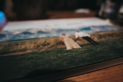 Satin Affordable Wedding Album Custom Design-9772