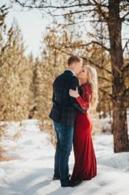 Sam and Luke Mountain Engagement Pictures Boise Idaho City-13