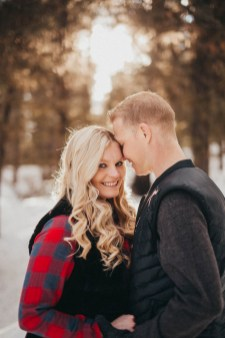 Sam and Luke Mountain Engagement Pictures Boise Idaho City-21