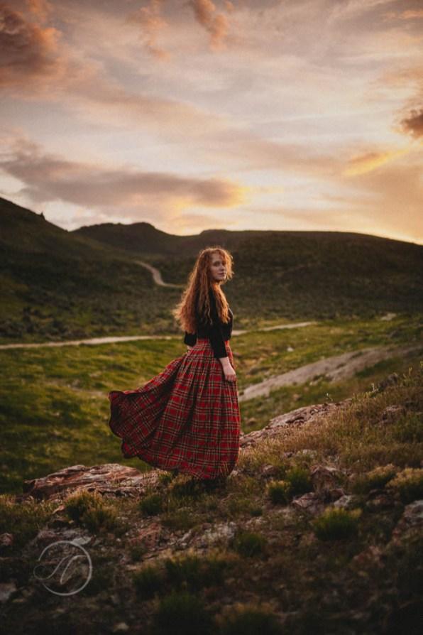 Hannah the Scottish Princess Fashion Photography Los Angeles-655