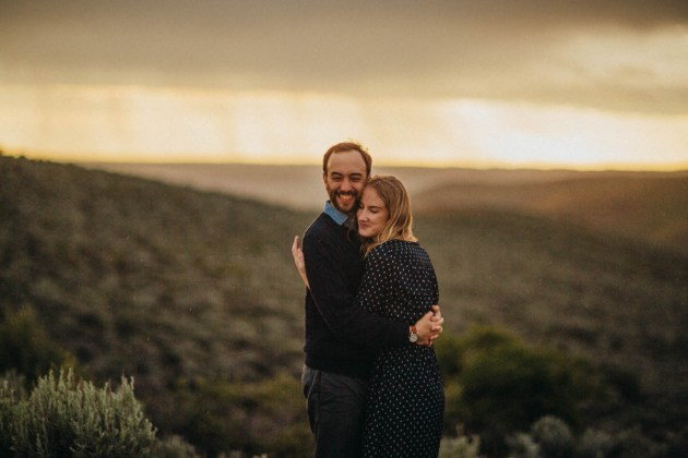 Bogus Basin Road Engagement Photography Los Angeles Boise Wedding Photographer (12)