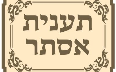 Quelle est la signification du jeûne d'Esther ?