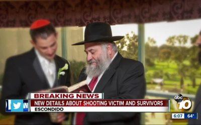 Etats-Unis : Un mort et trois blessés dans une fusillade dans un Beth Habad de Poway en Californie