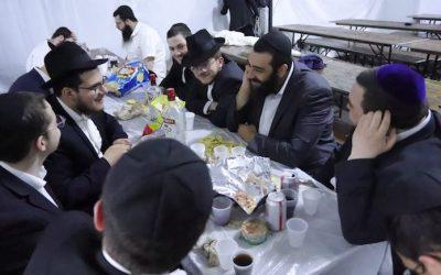 Guimel Tamouz 5779 au Ohel du Rabbi : Les français arrivent au Ohel