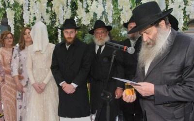 Mazal Tov! Mariage de Shlomy Gurevitch (Lyon) et de Hanna Lipsker (Moscou), le 15 Tamouz 5779 à Moscou