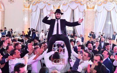 Moscou : Des invités du monde entier participent au mariage du fils de Lev Leviev