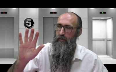 Le 5ème étage, Episode 9 – Le cinquième élément ! – Rav Its'hak Peretz