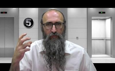 Le 5eme étage, Épisode 4 -Yom Kippour, le cinquième juif ! – Rav Its'hak Peretz