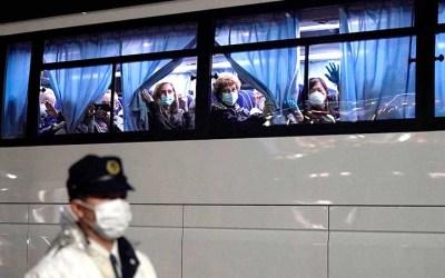 Israël prépare le retour de ses ressortissants du navire de croisière frappé par le coronavirus