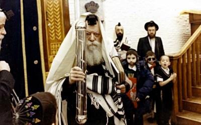 Un récit sur le Rabbi : Téchouva à Pourim