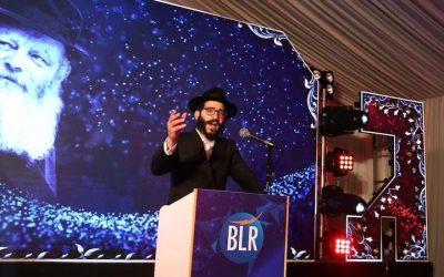 Soirée exceptionnelle, au Beth Loubavitch de Raanana, en l'honneur de Guimel Tamouz 5780, 26ème  Hilloula du Rabbi