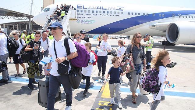 Effet Corona: l'immigration en Israël devrait doubler en 2020
