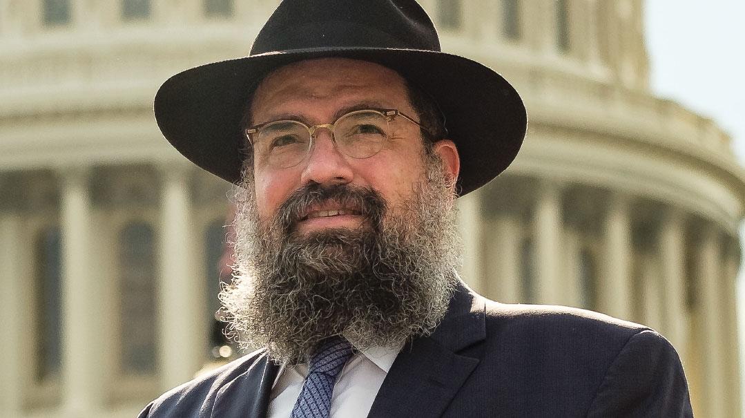 Mishpacha : Le Rav Levi Shemtov, l'homme du Rabbi à Washington