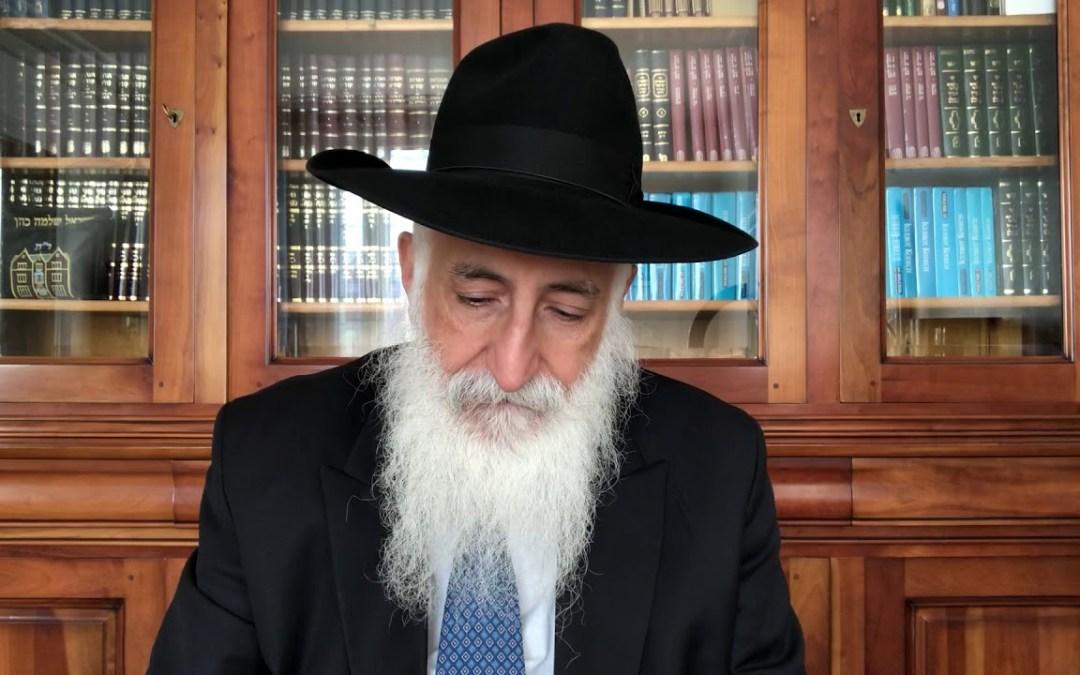 Tanya Igueret Hatechouvah chap 1 (1e Partie) «l'Action» Rav Yossef David Cohen