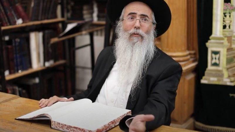 7 montées 7 enseignements Hassidiques – Paracha Réeh – Rav Shaul Sillam