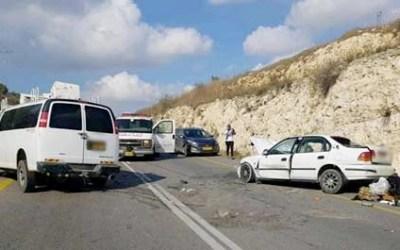 Quatre Israéliens blessés dont un grièvement, lors d'une attaque par jet de pierres dans le Shomrone