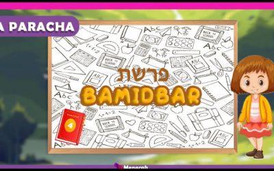 La Paracha pour les enfants : Bamidbar