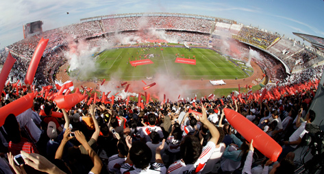 El Monumental prepares for an inconsequential midtable clash