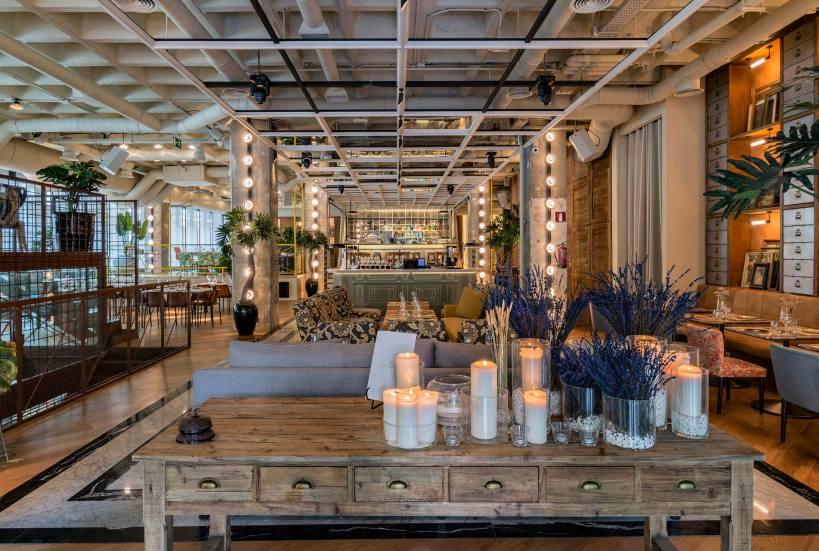 5 restaurantes para San Valentín en Madrid