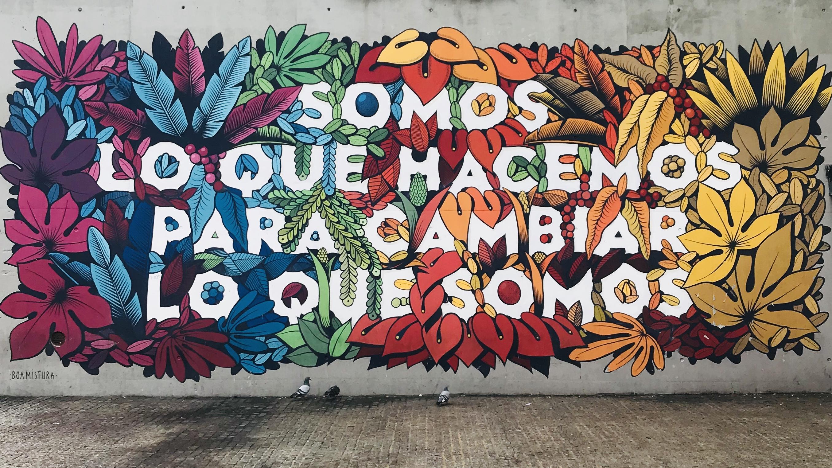 Ruta de Street Art por Madrid – Lavapiés