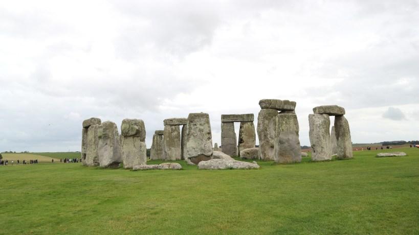 Monumento megalítico de Stonehenge en Reino Unido