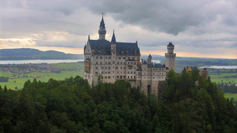 Füssen y el Castillo de Neuschwanstein