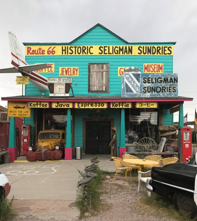 Route 66 Historic Seligman Sundries