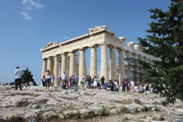 partenon atenas grecia