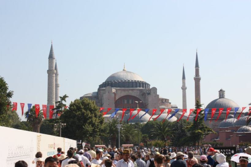Santa Sofía Estambul Istanbul