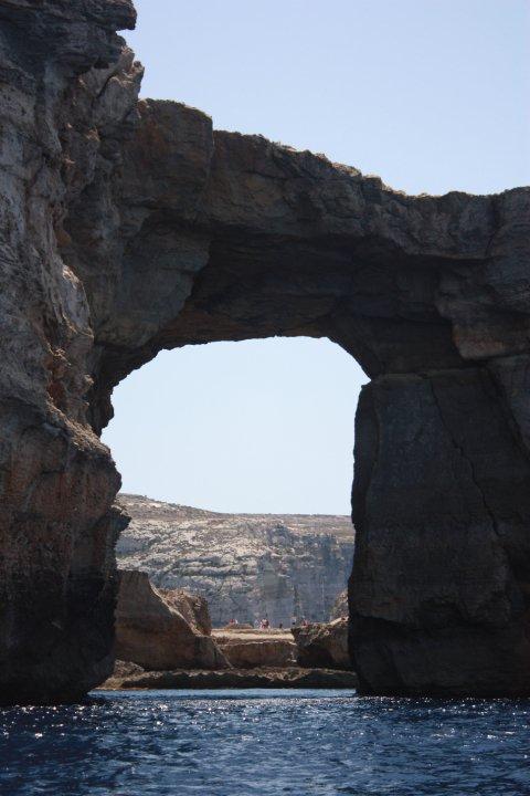 azure window Dwejra gozo malta