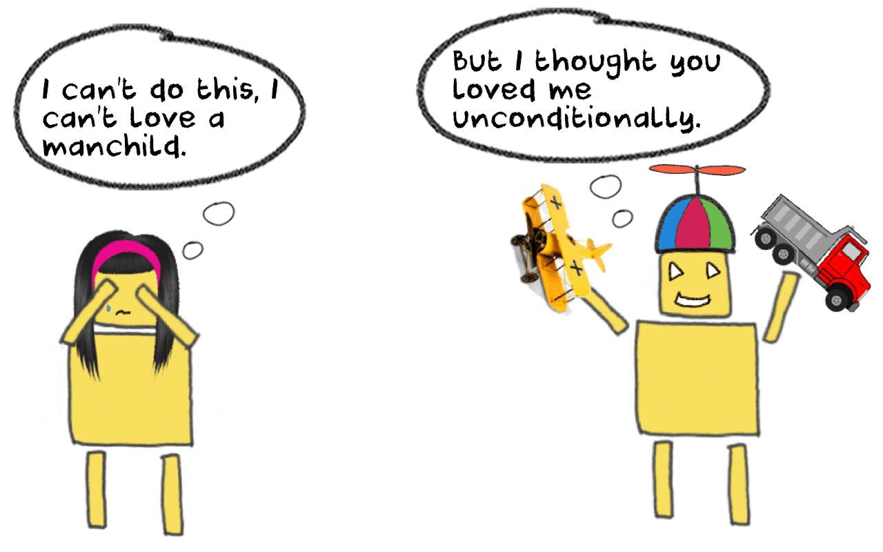 Unconditional a levels sex talk