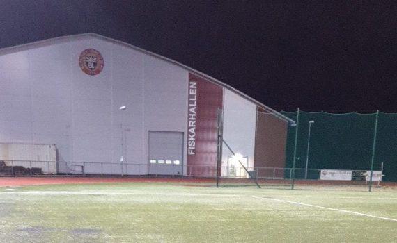 G19 spelte treningskamp mot Bergsøy.