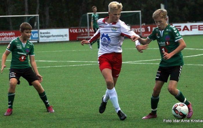 Ungdomsfotball: avdelingsoppsett 2021